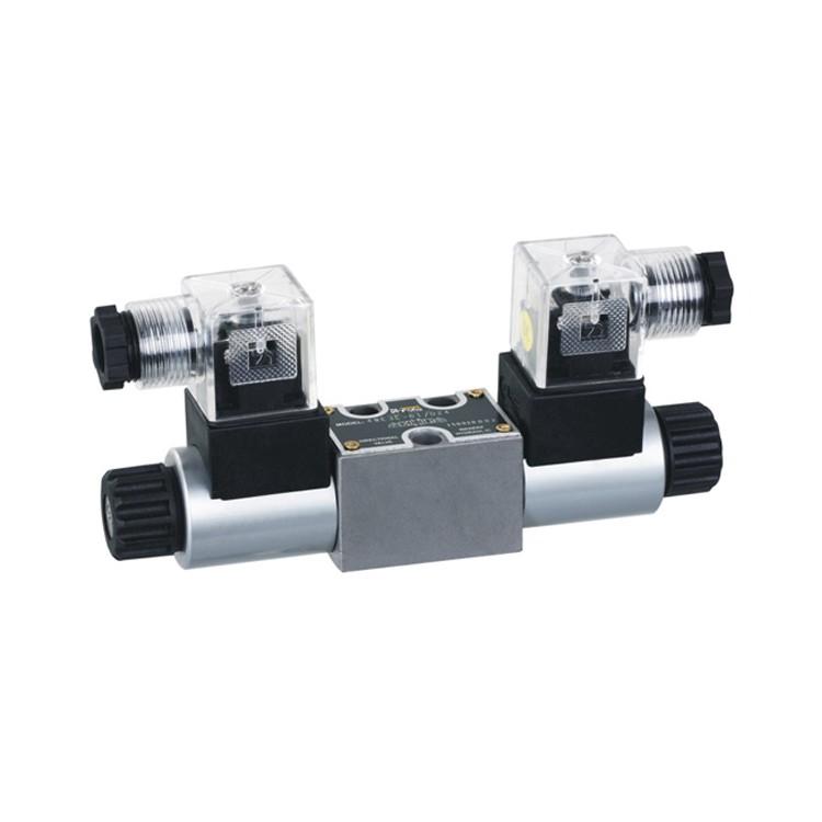 Rexroth 4WE10U3X/CG24N9K4 Solenoid directional valve